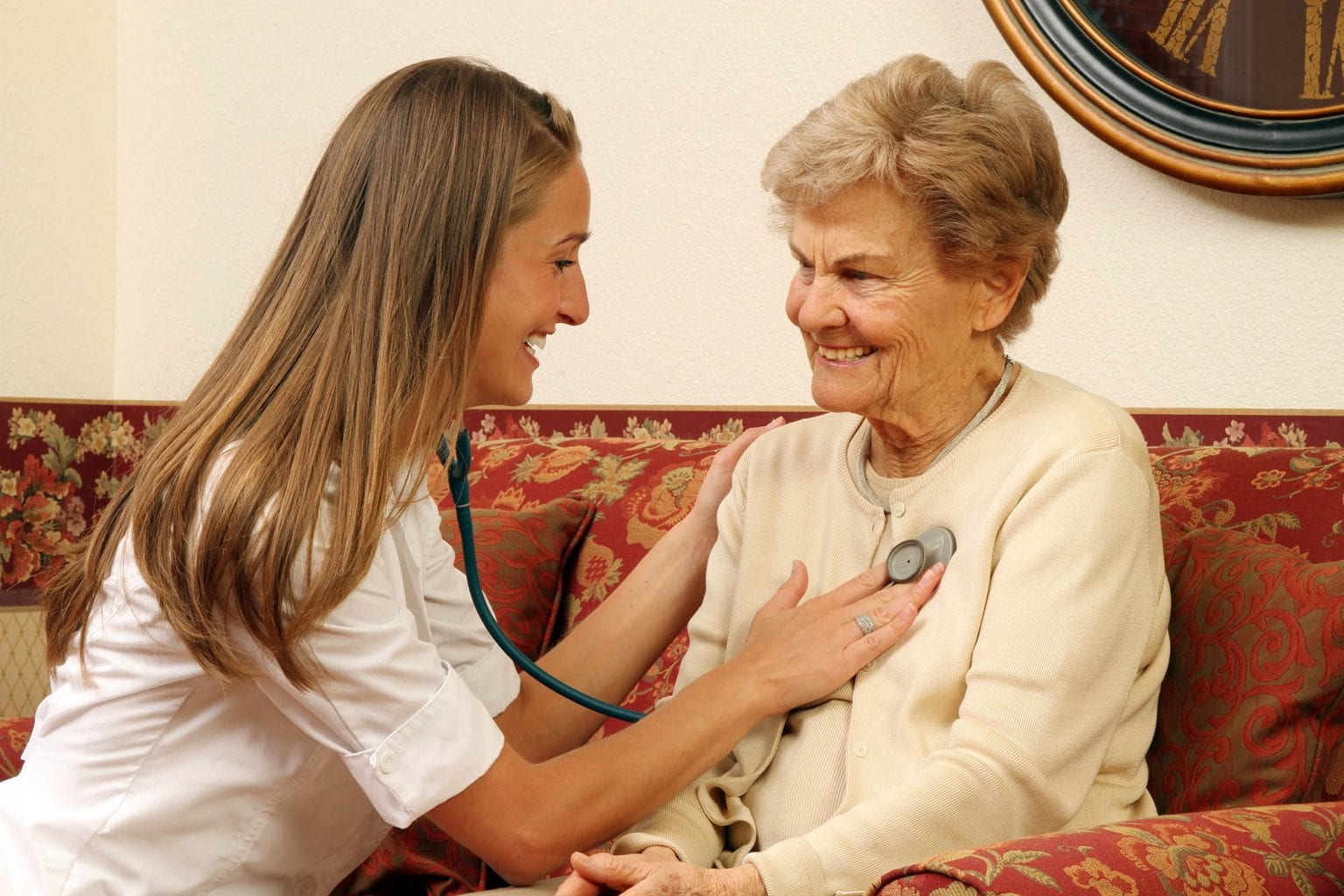 Aspire Home Health, keeping our patients in their homes