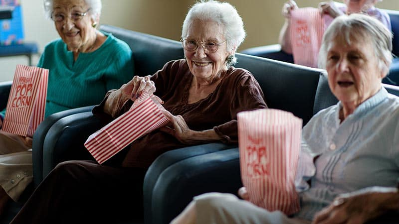 Top 5 Movies To Watch With Seniors