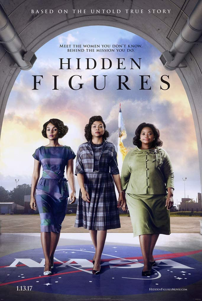 movies with seniors - hidden figures