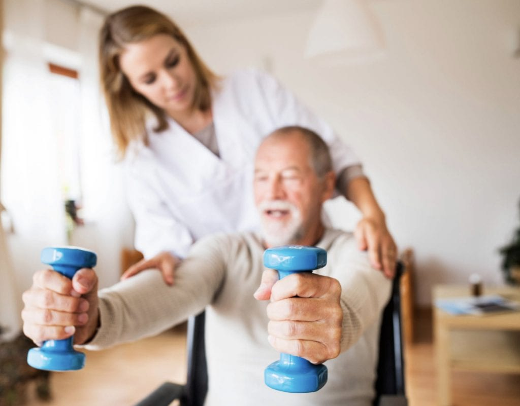 Home Health Physical Therapy