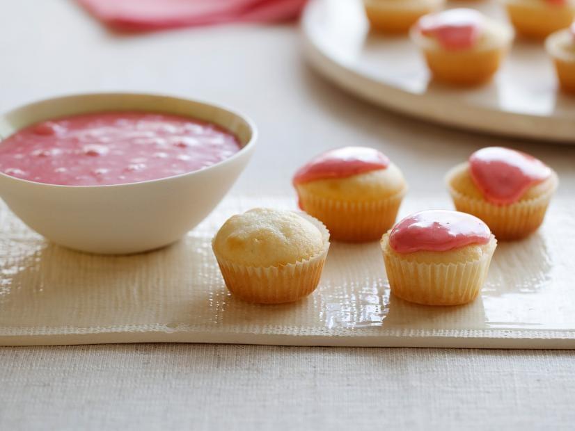 Mascarpone Mini Cupcakes