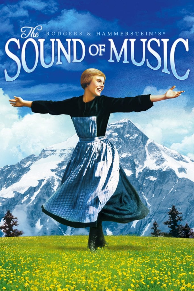 movies with seniors - the sound of music