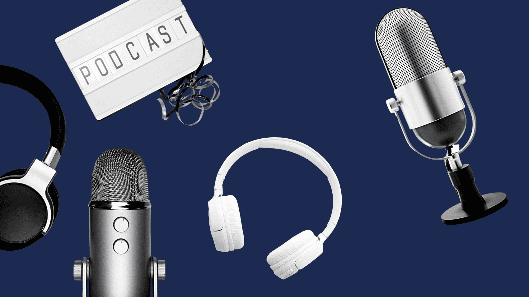 5 Great Podcasts for Seniors