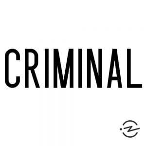Criminal Podcast logo