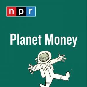 Planet Money Podcast logo