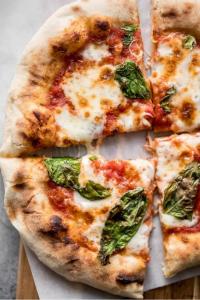 skillet neopolitan pizza