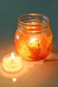 DIY Decoration Candle