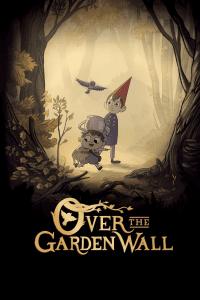 Over the garden wall poster